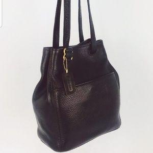 Coach Vintage Sonoma Collection Drawstring Bag.